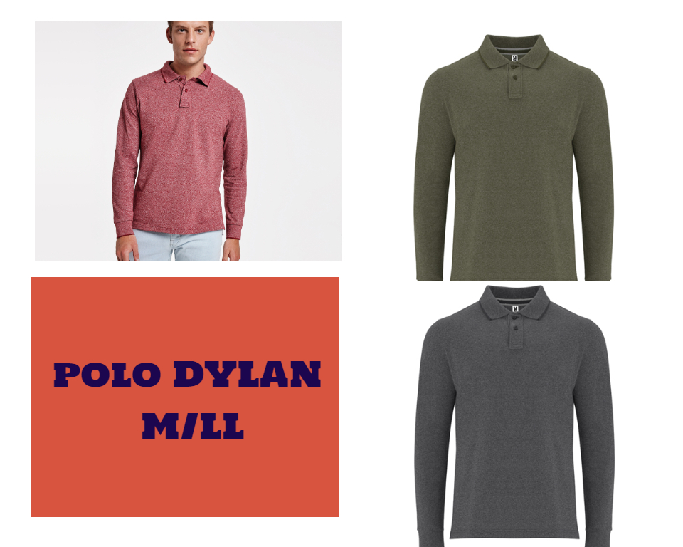 POLO DYLAN M/LL