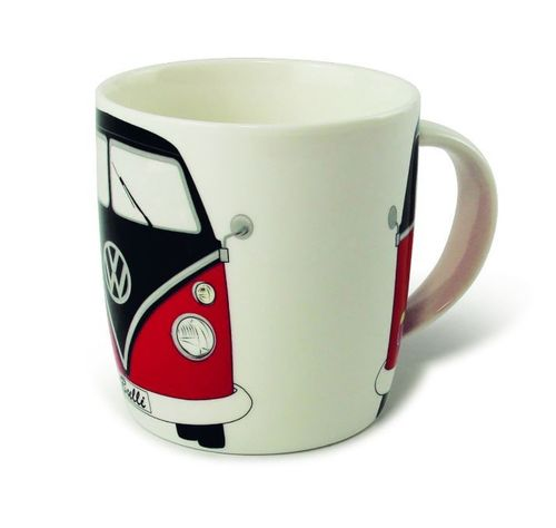 Taza VW  Red-Black