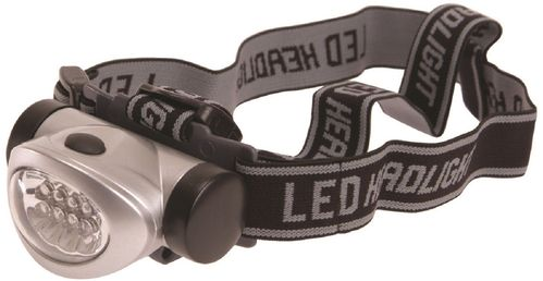 Frontal ECO 8 LEDS - 4 Posiciones